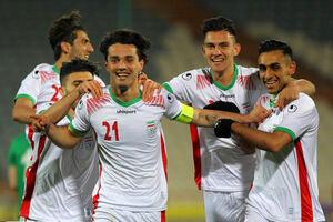 تیم ملی فوتبال المپیک در چه صورتی صعود میکند؟