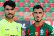 عابدزاده و علیپور در ترکیب ماریتیمو در لیگ فوتبال پرتغال