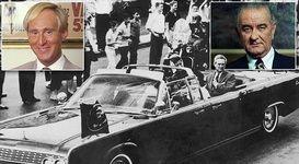 لیندون جانسون عامل ترور جان اف. کندی بود