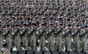 استقرار یگانهای «واکنش سریع» ارتش در مرز