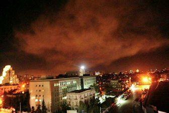 تهاجم نظامی آمریکا علیه سوریه آغاز شد