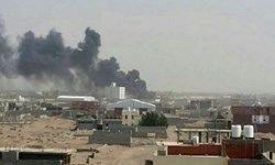 ائتلاف سعودی بازاری را در غرب یمن بمباران کرد