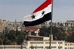 پایان فصل خزان در سوریه