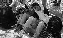 پیشفروش نوزاد در محله هرندی