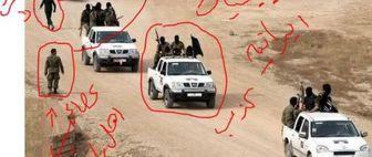 ادعای جدید داعش: نیروهای سپاه ایران خود را به شکل ما درآورد و گولمان زد