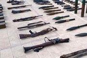 کشف ۲ هزار و ۷۳۰ قبضه سلاح غیرمجاز در خوزستان