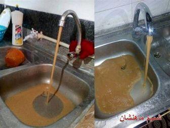 نبود تصفیه خانه و منبع ذخیره آب شرب در روستای انگوران