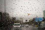 هشدار پلیس راهور/ بارش برف وباران در برخی جاده ها