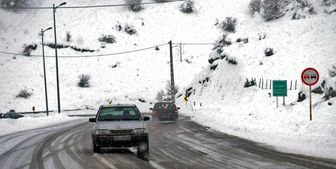 آخرین وضعیت جوی و ترافیکی راههای کشور 21 بهمن