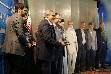 اختتامیه نمایشگاه رسانه های دیجیتال انقلاب اسلامی