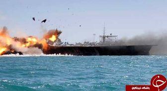 پایان دوران یکه تازی آمریکا در خلیج فارس+عکس