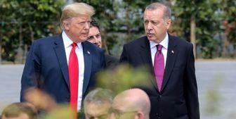 پیشنهاد جدید ترامپ برای انصراف اردوغان از عملیات نظامی در سوریه