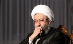 آملیلاریجانی: بنای پاسخگویی به اظهارات احمدینژاد را ندارم