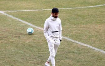 محسن مسلمان در سودای بازگشت/ عکس