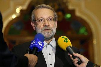 لاریجانی: انگیزهمند کردن مردم برای پرداخت «مالیات بر ارزش افزوده» مهم است