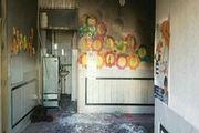 وضعیت چهارمین دانشآموز حادثه آتشسوزی در مدرسه