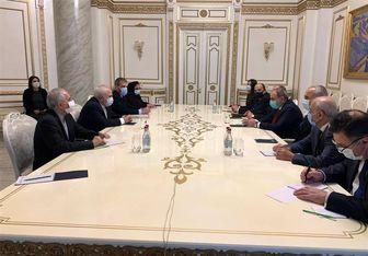 دیدار ظریف و نخستوزیر ارمنستان+ جزئیات