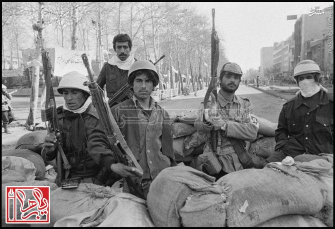 عکس/ اولین پاسداران انقلاب