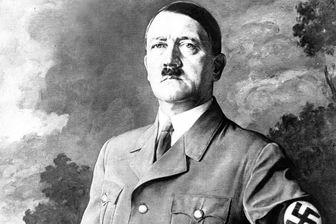 حراج خاص ترین تابلوی هیتلر/عکس