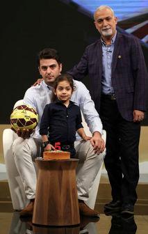 آرات حسینی به کمک «فرمول یک» ماندگار شد