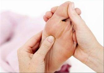 تشخیص سلامتی از روی پاها