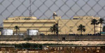 حفاظت از سفارتخانه آمریکا با سامانه موشکی