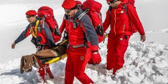 حال 5 کوهنورد زرین کوه دماوند خوب است