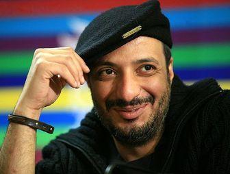 """ابراز عشق بازیگر مشهور به """"شهاب حسینی"""" /عکس"""
