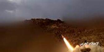 شلیک موشک «زلزال 1 » یمن به سوی مقر نیروهای ائتلاف سعودی در «نهم»