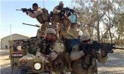 عملیات ضد تروریستی ارتش عراق در «دیالی»