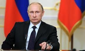 اعلام حمایت پوتین از رئیس جمهور چک