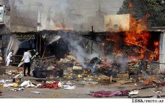 انفجارسه خودروی بمبگذاری شده دربغداد