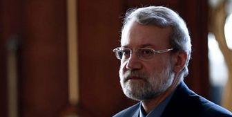 لاریجانی قانون تشدید مجازات اسیدپاشی را ابلاغ کرد