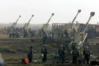 ارتش سوریه کاروان نظامی ترکیه را به توپ بست