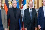 بیانیه هشدار گونه تروئیکای اروپا به ایران