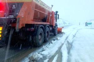 وقوع برف و کولاک در 11 استان کشور