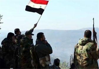 عملیات ضد تروریستی ارتش سوریه در حومه «حماه»
