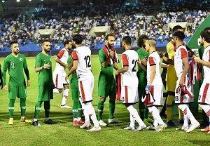 شکست حریف ایران در جام ملت ها مقابل سوریه