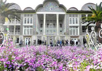 باغ ارم شیراز در معرض تهدید