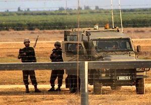 ورود نیروهای ویژه صهیونیست با لباس زنانه به نوار غزه