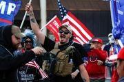 حامیان ترامپ با سلاح گرم به خیابانها آمدند