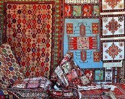 صادرات ۶۰ میلیون دلاری فرش ایران به آمریکا