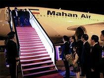 روحانی با هواپیمای مرکل سفر کرد! + عکس