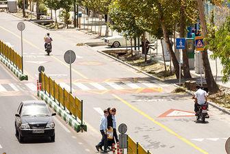توصیه رئیس مرکزکنترل ترافیک پلیس راهنمایی و رانندگی به شهروندان تهرانی