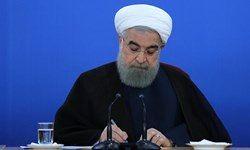 """""""روحانی"""" روز ملی سنگاپور را تبریک گفت"""