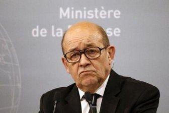 گستاخی دوباره وزیر خارجه فرانسه علیه ایران
