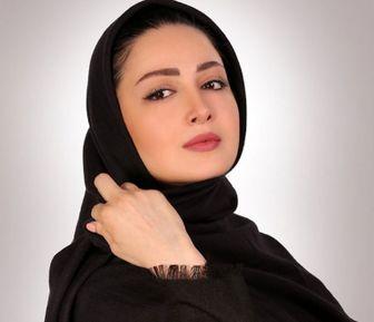 سیاه پوشیدن «شیلا خداداد» به مناسبت روز دختر!/ عکس