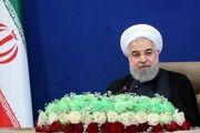 تاکید روحانی بر تسریع در اجرای توافقات ایران و عراق