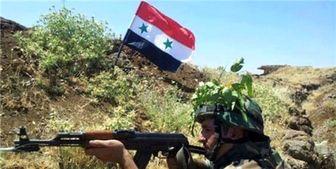 آزادسازی مناطقی دیگر در شمال غرب حماه سوریه