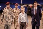 برلین آماده کمک به عراق برای ایستادن بر روی پای خود است